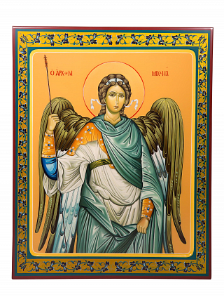 Icon 500*400 (Archangel Michael )