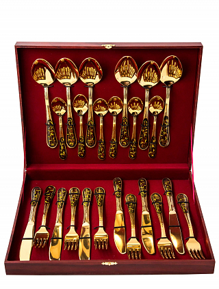 "Set "" Gold of Russia"" 24 pcs."