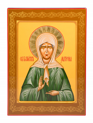 Icon 245*335 ( St Matron)